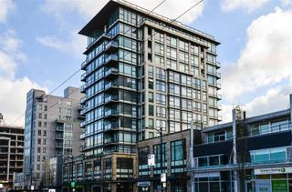 Photo 1: 701 1068 W BROADWAY in Vancouver: Fairview VW Condo for sale (Vancouver West)  : MLS®# R2231061