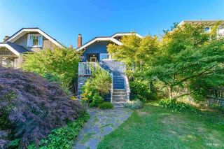 Photo 1: 3825 W 19TH Avenue in Vancouver: Dunbar House for sale (Vancouver West)  : MLS®# R2575706