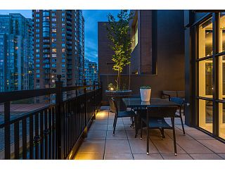 Photo 3: # PH3 1102 HORNBY ST in Vancouver: Downtown VW Condo for sale (Vancouver West)  : MLS®# V1128607