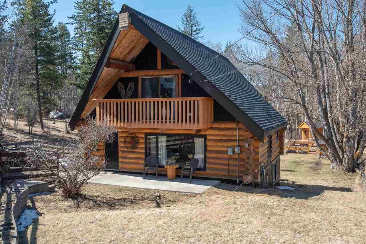 Main Photo: 1009 SCHMIDT Road in Williams Lake: Esler/Dog Creek House for sale (Williams Lake (Zone 27))  : MLS®# R2569508