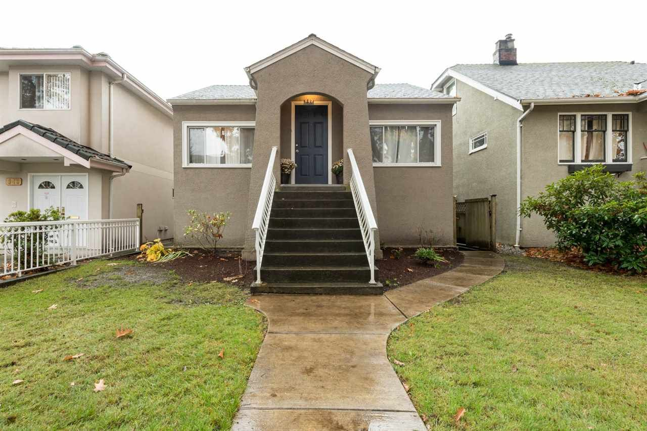 Main Photo: 942 E 21ST AVENUE in Vancouver: Fraser VE House for sale (Vancouver East)  : MLS®# R2118036