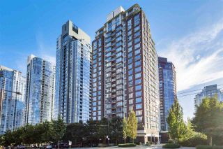 """Photo 1: 102 550 PACIFIC Street in Vancouver: Yaletown Condo for sale in """"AQUA AT THE PARK"""" (Vancouver West)  : MLS®# R2221945"""