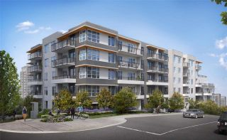 Photo 2: 409 1012 AUCKLAND STREET in New Westminster: Downtown NW Condo for sale : MLS®# R2439413