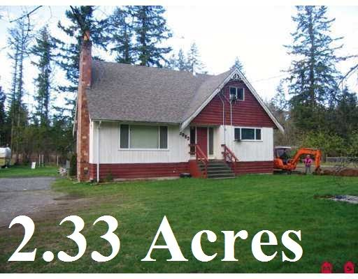 Main Photo: 2983 202 st in langley: Home for sale
