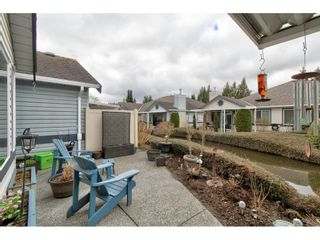 """Photo 34: 17 5550 LANGLEY Bypass in Langley: Langley City Townhouse for sale in """"Riverwynde"""" : MLS®# R2549482"""
