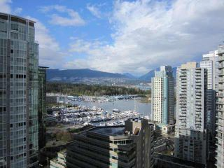 Photo 2: 1803 1211 MELVILLE STREET in VANCOUVER: Coal Harbour Condo for sale (Vancouver West)