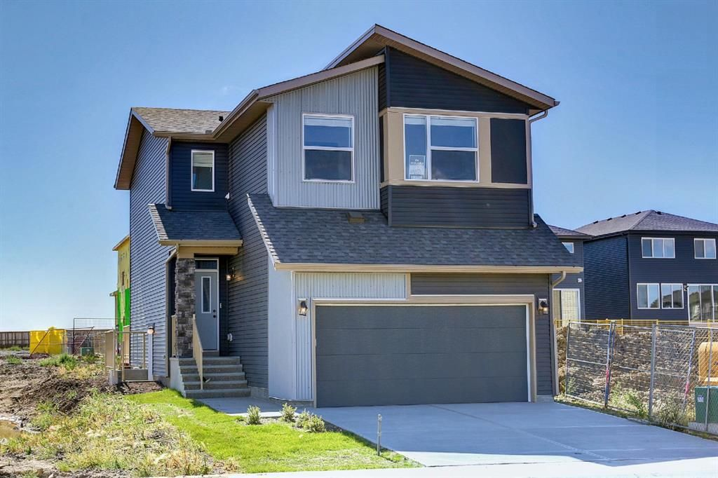 Main Photo: 78 Corner Meadows Row in Calgary: Cornerstone Detached for sale : MLS®# A1147399