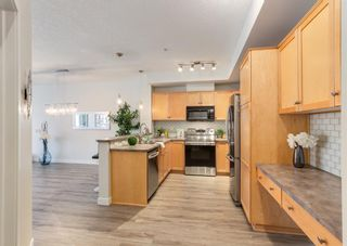 Photo 3: 205 208 Holy Cross Lane SW in Calgary: Mission Apartment for sale : MLS®# A1093875