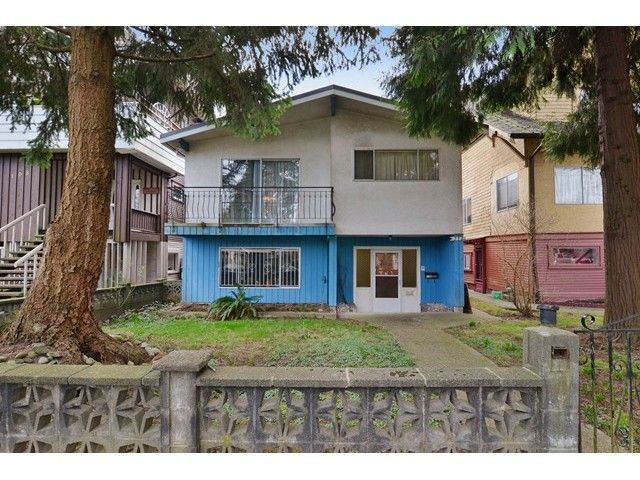 """Main Photo: 116 W 18TH Avenue in Vancouver: Cambie House for sale in """"CAMBIE VILLAGE"""" (Vancouver West)  : MLS®# V1105176"""