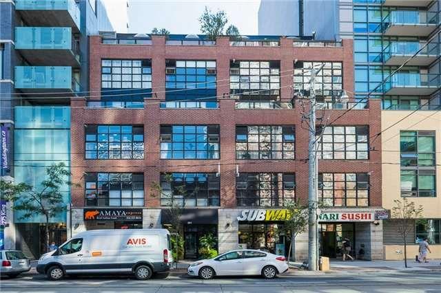 Main Photo: 261 King St E Unit #303 in Toronto: Moss Park Condo for sale (Toronto C08)  : MLS®# C3610672