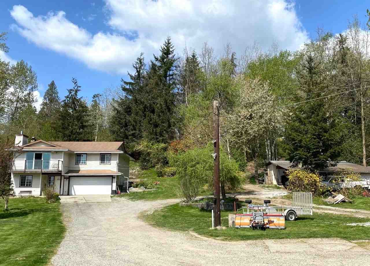 Main Photo: 27875 LOUGHEED Highway in Maple Ridge: Whonnock House for sale : MLS®# R2570130