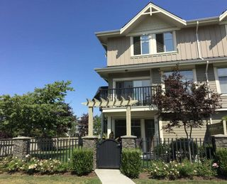 """Photo 1: 10 19525 73 Avenue in Surrey: Clayton Townhouse for sale in """"UPTOWN 2"""" (Cloverdale)  : MLS®# R2397389"""