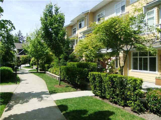 Main Photo: 77 6878 SOUTHPOINT DRIVE in : South Slope Townhouse for sale : MLS®# V892957