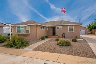 Photo 1: DEL CERRO House for sale : 3 bedrooms : 6232 Winona Ave in San Diego
