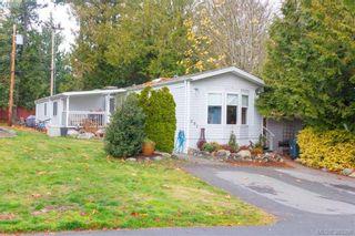 Photo 1: 201 2779 Stautw Rd in SAANICHTON: CS Hawthorne Manufactured Home for sale (Central Saanich)  : MLS®# 774373