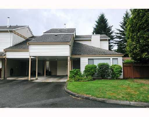 Main Photo: 32 21707 DEWDNEY TRUNK ROAD in : West Central Townhouse for sale : MLS®# V759265