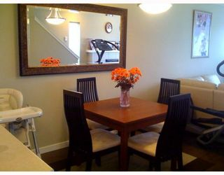 """Photo 4: 42 7370 STRIDE Avenue in Burnaby: Edmonds BE Townhouse for sale in """"MAPLEWOOD TERRACE"""" (Burnaby East)  : MLS®# V754325"""