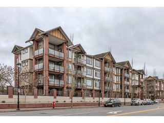 "Photo 1: 254 5660 201A Street in Langley: Langley City Condo for sale in ""Paddington Station"" : MLS®# R2546910"