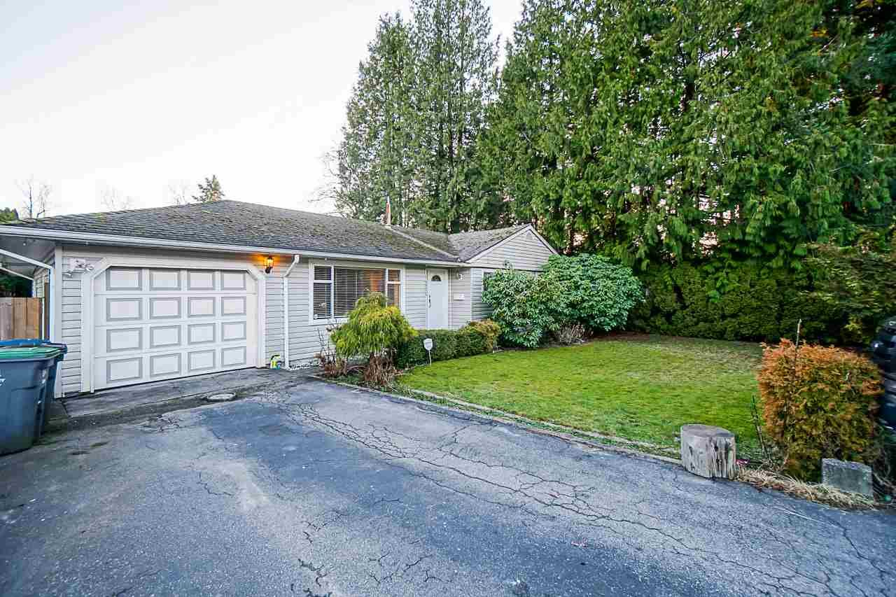 "Main Photo: 14932 90A Avenue in Surrey: Bear Creek Green Timbers House for sale in ""Green Timbers"" : MLS®# R2433620"