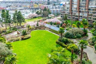 """Photo 2: 704 1450 PENNYFARTHING Drive in Vancouver: False Creek Condo for sale in """"HARBOUR COVE"""" (Vancouver West)  : MLS®# R2594220"""
