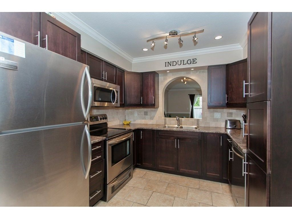 Main Photo: 43 26970 32 AVENUE in : Aldergrove Langley Townhouse for sale : MLS®# R2081959