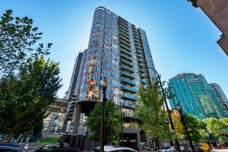 """Photo 1: 1205 788 HAMILTON Street in Vancouver: Downtown VW Condo for sale in """"TV TOWER 1"""" (Vancouver West)  : MLS®# R2614226"""