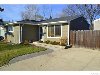 Photo 2: 11 Lismer Crescent in Winnipeg: Westdale Residential for sale (1H)  : MLS®# 1628615