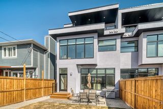Photo 46: 2311 3 Avenue NW in Calgary: West Hillhurst Semi Detached for sale : MLS®# A1088887