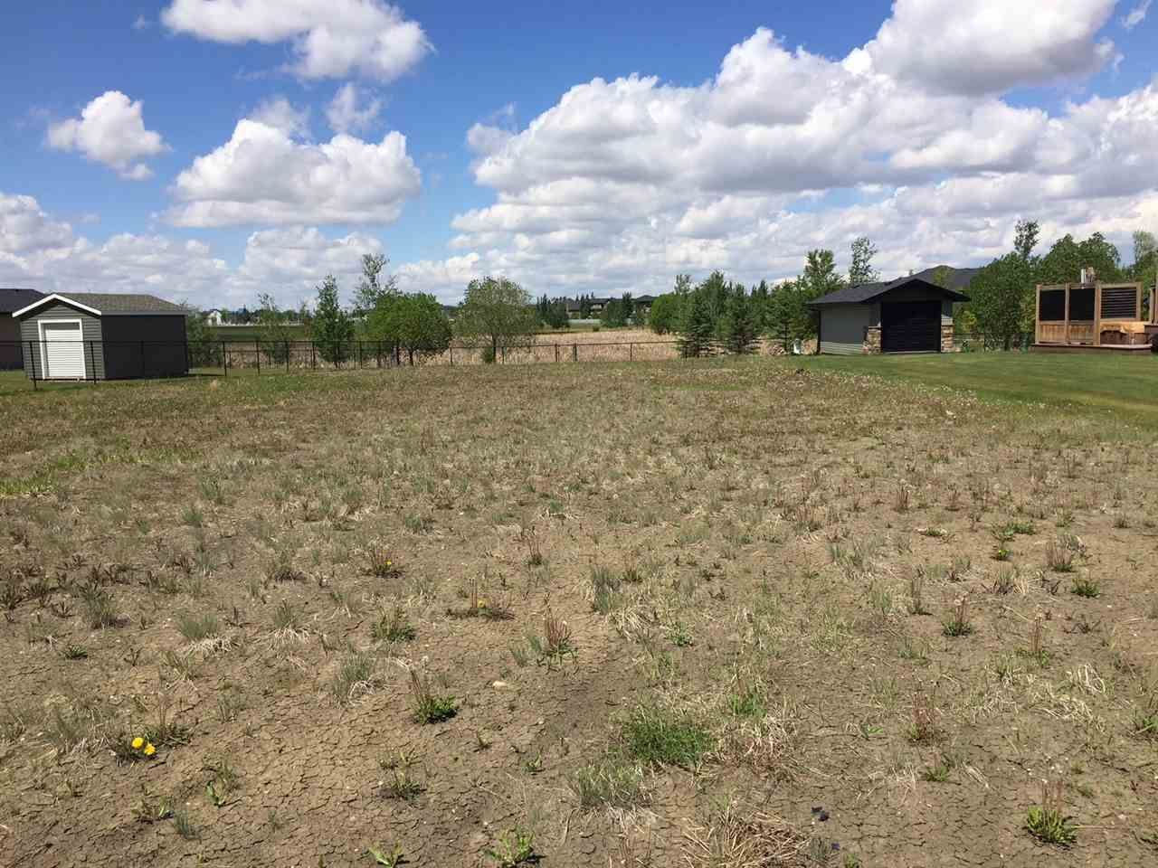 Main Photo: 180 GREENFIELD Way: Fort Saskatchewan Vacant Lot for sale : MLS®# E4238663