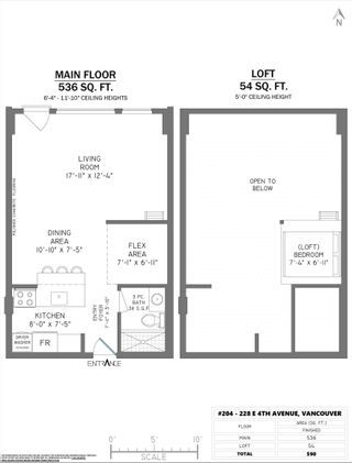 """Photo 24: 204 228 E 4TH Avenue in Vancouver: Mount Pleasant VE Condo for sale in """"THE WATERSHED"""" (Vancouver East)  : MLS®# R2619949"""