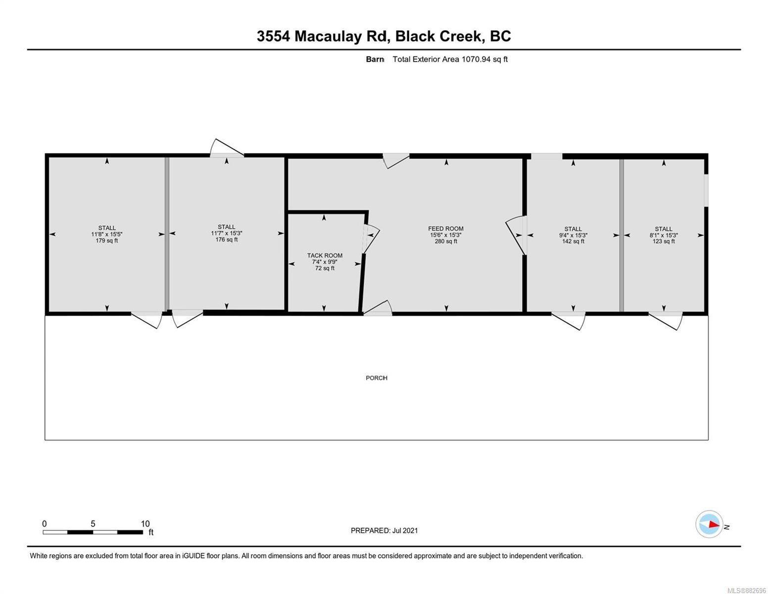 Photo 42: Photos: 3554 MacAulay Rd in : CV Merville Black Creek House for sale (Comox Valley)  : MLS®# 882696