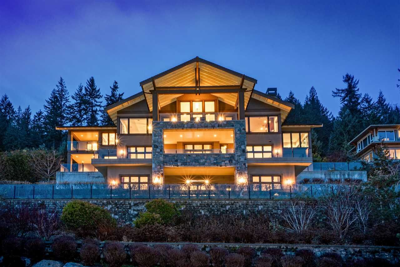 Main Photo: 2790 HIGHVIEW PLACE in West Vancouver: Whitby Estates House for sale : MLS®# R2434443
