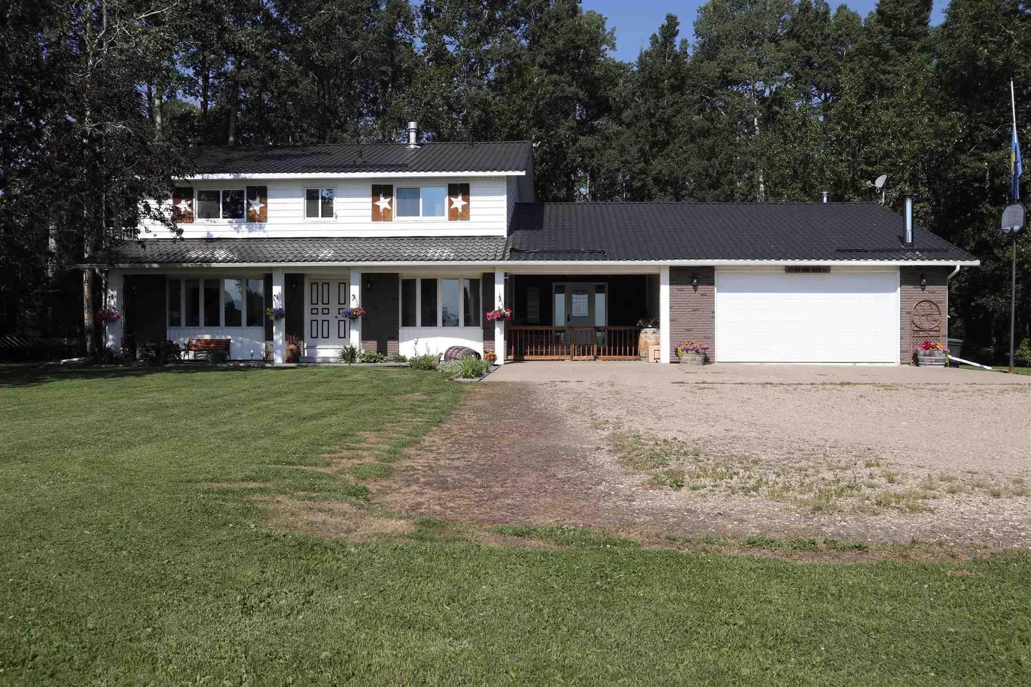 Main Photo: 461028 RR 74: Rural Wetaskiwin County House for sale : MLS®# E4252935