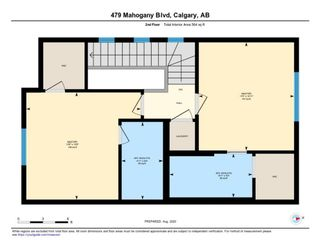 Photo 15: 479 MAHOGANY Boulevard SE in Calgary: Mahogany Semi Detached for sale : MLS®# A1025013