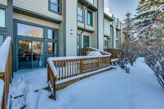 Photo 34: 39 185 Woodridge Drive SW in Calgary: Woodlands Row/Townhouse for sale : MLS®# A1069309