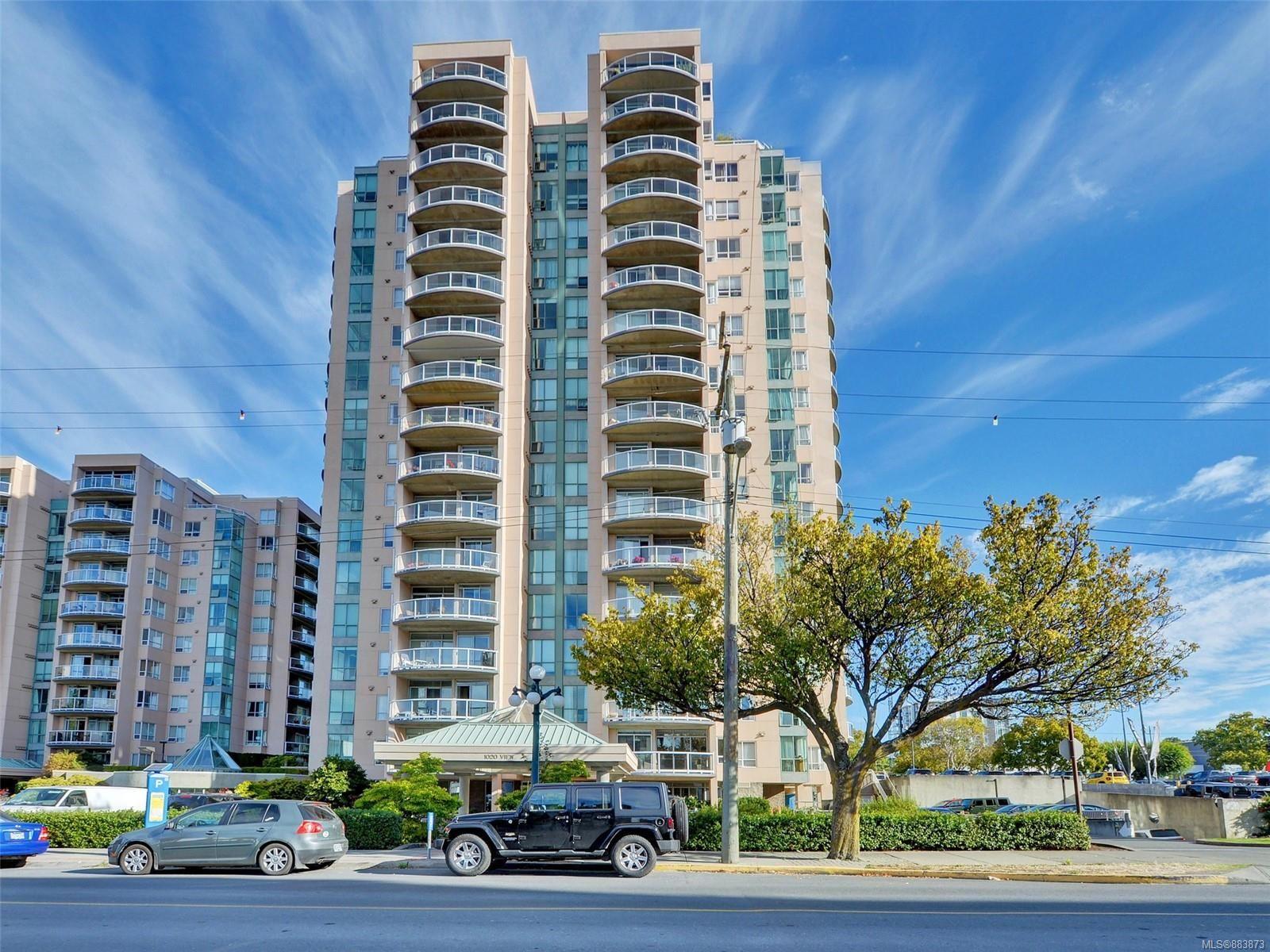Main Photo: 503 1020 View St in : Vi Downtown Condo for sale (Victoria)  : MLS®# 883873