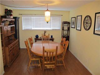 Photo 4: 106 303 CUMBERLAND Street in New Westminster: Sapperton Townhouse for sale : MLS®# V915810
