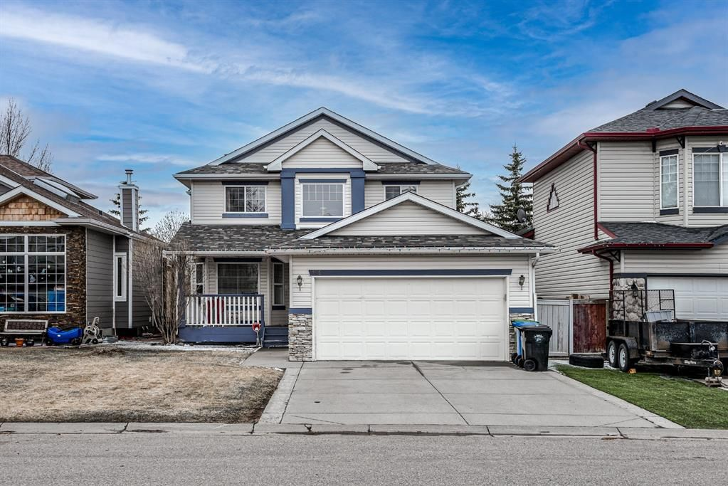 Main Photo: 105 Chaparral Court SE in Calgary: Chaparral Detached for sale : MLS®# A1097324