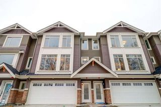 """Photo 1: 4 3126 WELLINGTON Street in Port Coquitlam: Glenwood PQ Townhouse for sale in """"PARKSIDE"""" : MLS®# R2281206"""