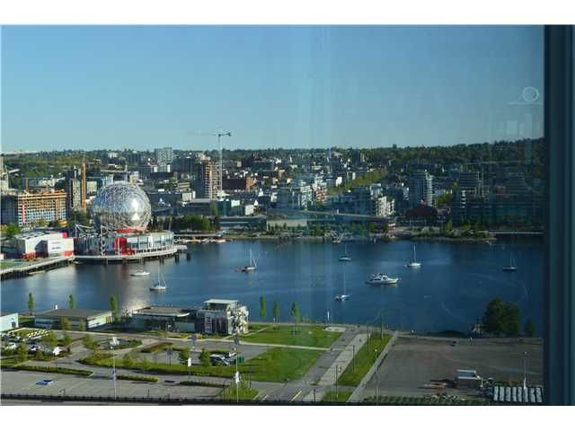 """Main Photo: 2609 688 ABBOTT Street in Vancouver: Downtown VW Condo for sale in """"FIRENZE"""" (Vancouver West)  : MLS®# V1005911"""