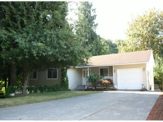 Photo 1: 1842 DAHL CR in Abbotsford: Central Abbotsford House for sale : MLS®# F1317837