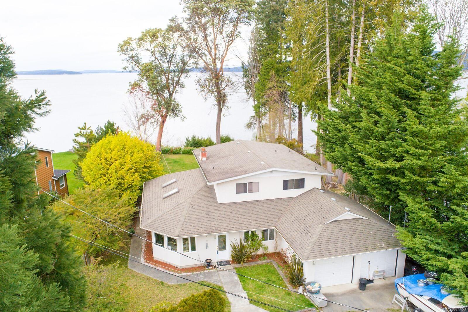 Main Photo: 1219 Barnes Rd in : Du Crofton House for sale (Duncan)  : MLS®# 871153