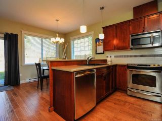 Photo 5: 12 2112 CUMBERLAND ROAD in COURTENAY: CV Courtenay City Row/Townhouse for sale (Comox Valley)  : MLS®# 781680