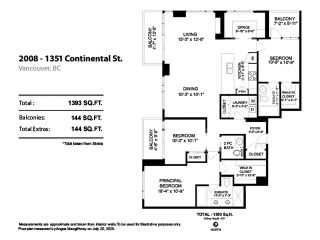 """Photo 35: 2008 1351 CONTINENTAL Street in Vancouver: Downtown VW Condo for sale in """"Maddox"""" (Vancouver West)  : MLS®# R2540039"""