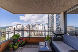 """Photo 31: 1103 1311 BEACH Avenue in Vancouver: West End VW Condo for sale in """"Tudor Manor"""" (Vancouver West)  : MLS®# R2565249"""