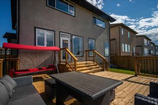 Photo 36: 39 Abbeydale Crescent in Winnipeg: Bridgwater Forest Residential for sale (1R)  : MLS®# 202018398
