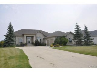 Photo 1: 12 OAKMONT Crescent in HEADINGLEY: Headingley South Residential for sale (South Winnipeg)  : MLS®# 1318121