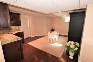 Photo 34: 252 Estate Drive: Sherwood Park House for sale : MLS®# E4261385
