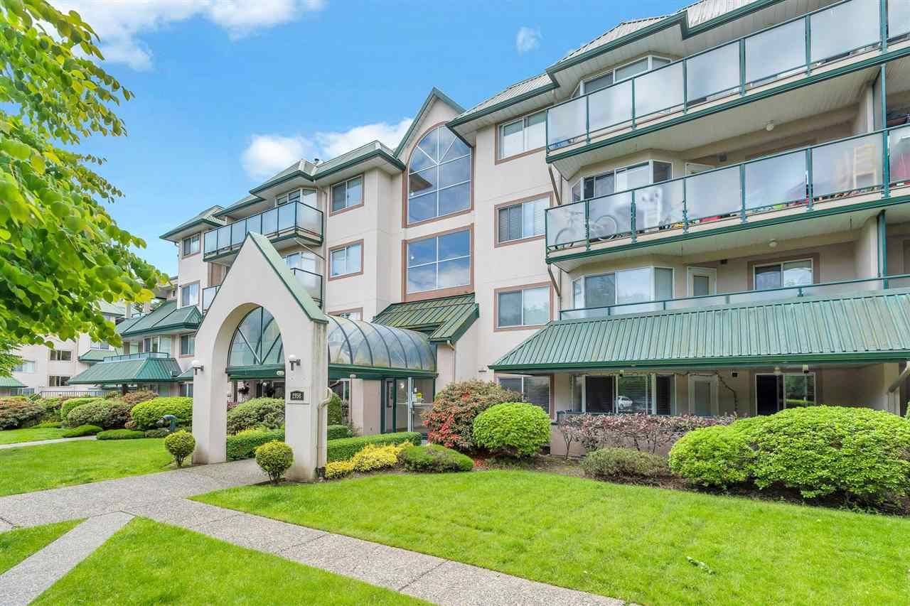 "Main Photo: 208 2958 TRETHEWEY Street in Abbotsford: Abbotsford West Condo for sale in ""Cascade Green"" : MLS®# R2589825"