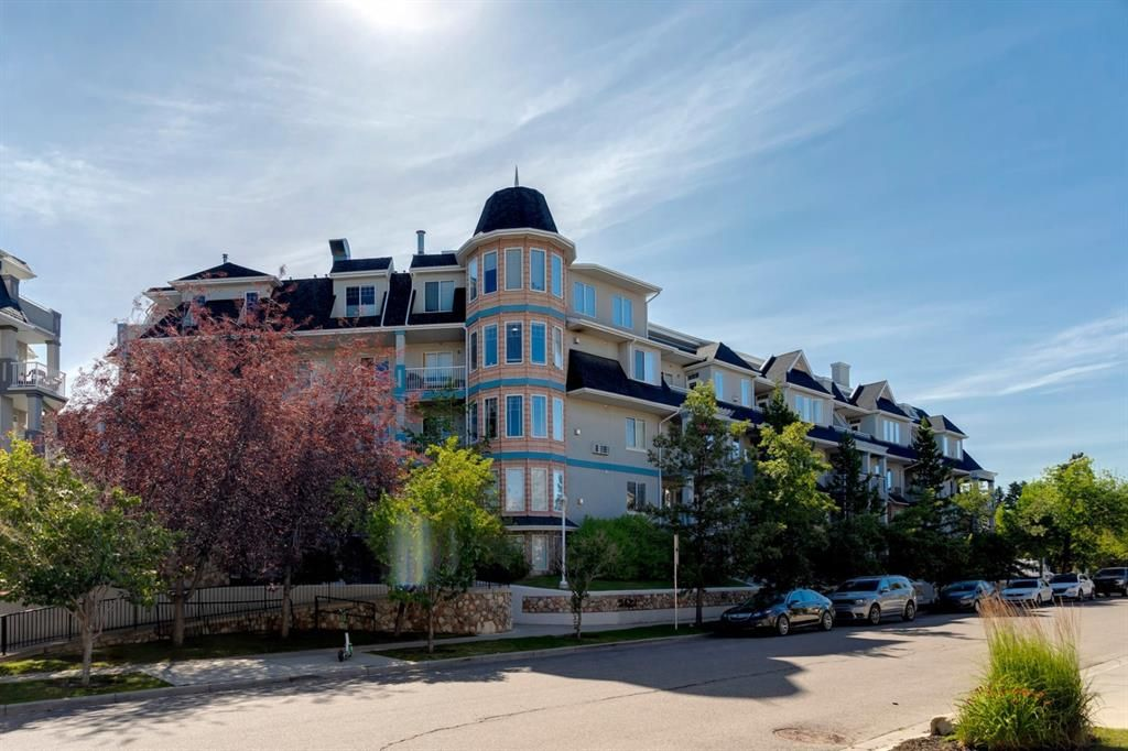 Main Photo: 504 2422 ERLTON Street SW in Calgary: Erlton Apartment for sale : MLS®# A1022747